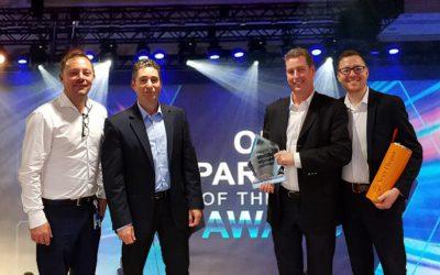 M2M awarded Dell EMC OEM Partner 2017