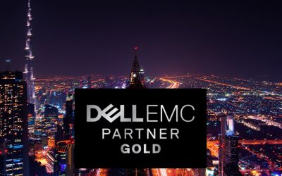 Winner of Dell EMC's OEM Regional Partner of the Year