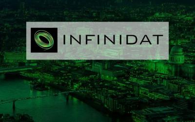 INFINIDAT Enterprise Data Storage Solutions.