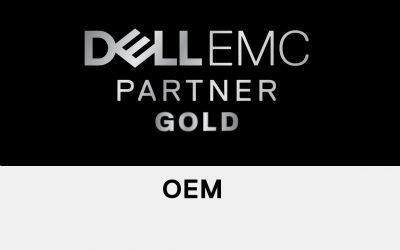 Winner of Dell EMC's OEM Regional Partner of the Year